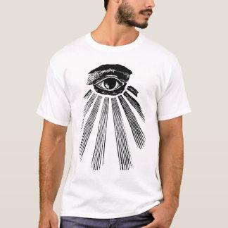 maçonnique, carré et commpass, franc-maçon 1 t-shirt