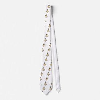 maçonnique cravate