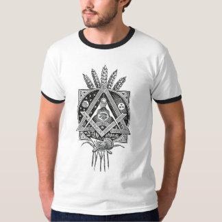 maçonnique t-shirt