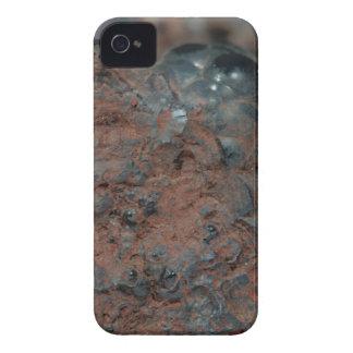 Macro photo de l'hématite de minerai de fer coques Case-Mate iPhone 4