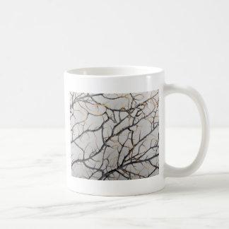 Macro photo d'un corail gorgonian sec mug