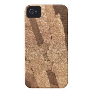 Macro photo d'une météorite de fer coques Case-Mate iPhone 4