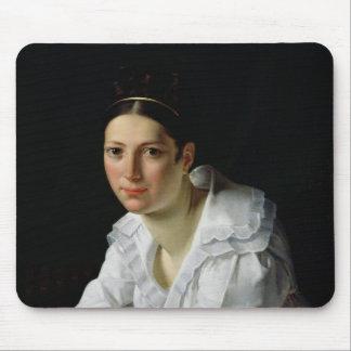 Madama Claude Marie Dubufe 1818 Tapis De Souris