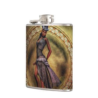 Madame B de Steampunk d'imaginaire Flasques