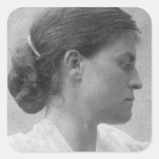 Madame Béatrice Thynne Autocollant Carré