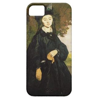 Madame Brunet de Manet   iPhone 5 Case