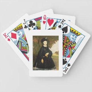 Madame Brunet de Manet | Jeu De Cartes