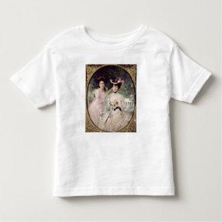 Madame Collas et sa Daughter, Giselle, 1903 T-shirt Pour Les Tous Petits