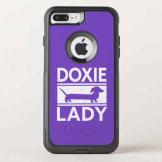 Madame Custom Color Dachshund Lover de Doxie