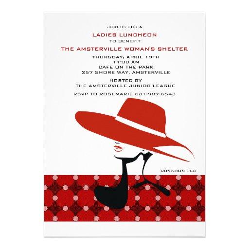 Madame dans l'invitation de Red Hat