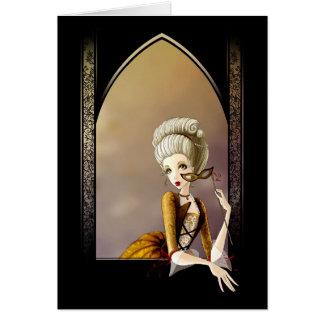 Madame de la cour - carte