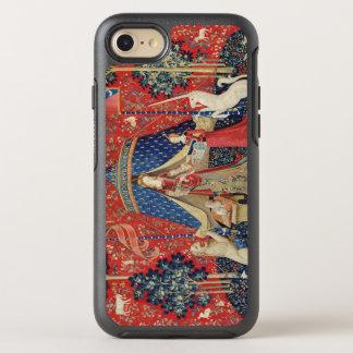 """Madame et la licorne : """"À mon seulement desire Coque Otterbox Symmetry Pour iPhone 7"""