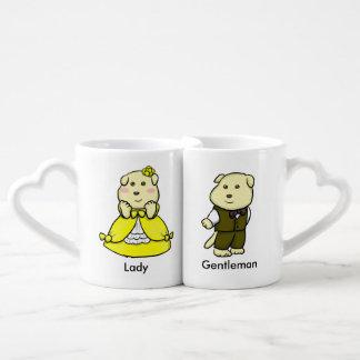 madame monsieur mugs madame monsieur tasses. Black Bedroom Furniture Sets. Home Design Ideas
