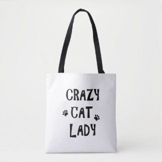 Madame folle de chat sac