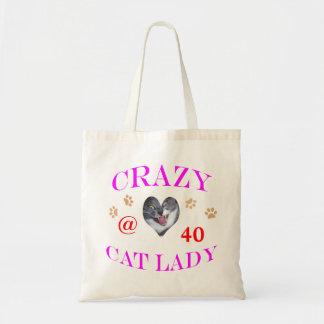 Madame folle du chat 40 sac