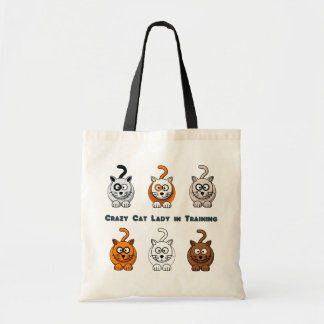 Madame In Training Bag de chat Sac Fourre-tout