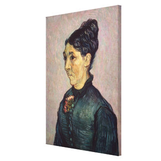 Madame Jeanne Lafuye Trabuc de Vincent van Gogh | Toiles