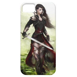 Madame Knight iPhone 5 Case
