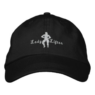 Madame Lifter Embroidered Hat Casquette Brodée