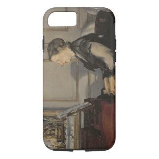 Madame Manet au piano, 1868 de Manet   Coque iPhone 7
