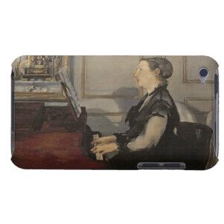 Madame Manet au piano, 1868 de Manet   Coque iPod Touch