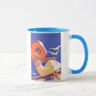 Madame On une croisière Mug