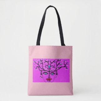 Madame rose sac fourre-tout