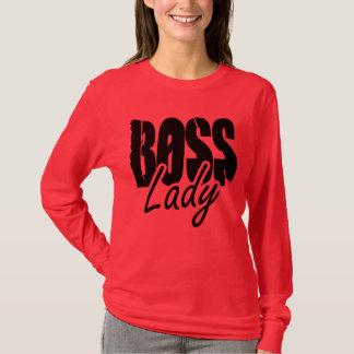 Madame Shirt de patron T-shirt