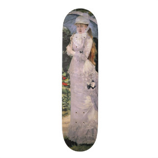 Madame Valtesse de la Bigne, 1889 Skateboard