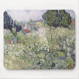 Mademoiselle Gachet de Vincent van Gogh | dans le Tapis De Souris