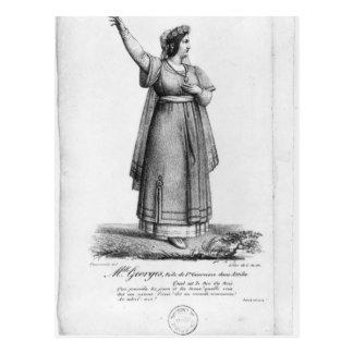 Mademoiselle George dans le rôle Cartes Postales