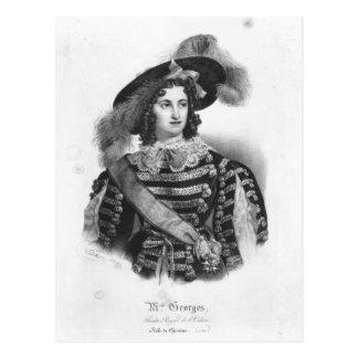 Mademoiselle George dans le rôle de la reine Cartes Postales