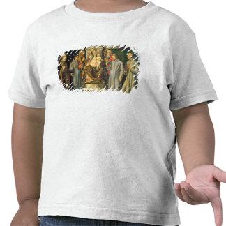 Madonna a couronné, 1480 (l'huile sur le panneau) t-shirt
