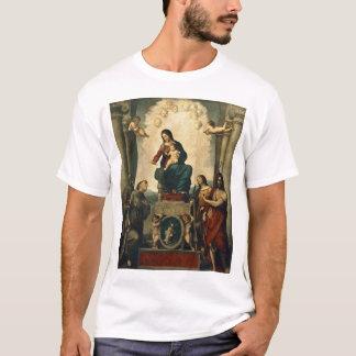 Madonna avec St Francis T-shirt