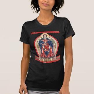 Madonna couronné - 12ème siècle t-shirts