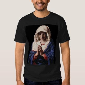 Madonna dans la prière t-shirt