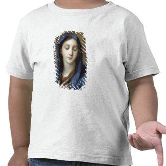 Madonna de la chapelle (en pastel sur le papier)
