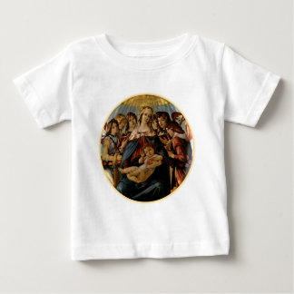 Madonna de la grenade - Botticelli T-shirts
