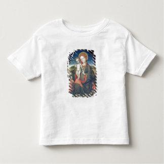 Madonna de l'humilité adoré par Leonello d'Este T-shirt