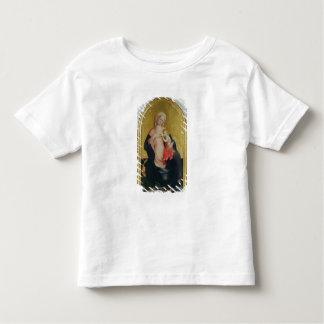 Madonna de l'humilité, c.1410 (tempera sur le t-shirt pour les tous petits