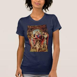 Madonna de St George par Correggio T-shirt