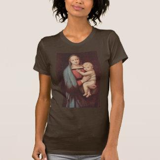 Madonna Del Granduca par Raphael T-shirts
