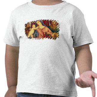 Madonna des cerises avec Joseph T-shirt