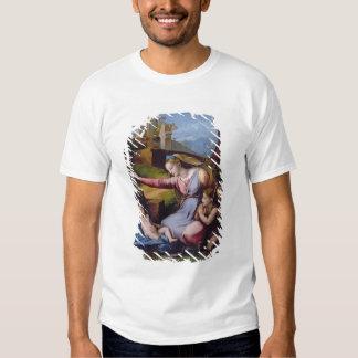 Madonna du diadème bleu ou Madonna de t T-shirts