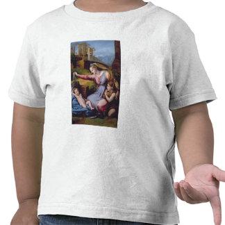Madonna du diadème bleu ou Madonna de t T-shirt