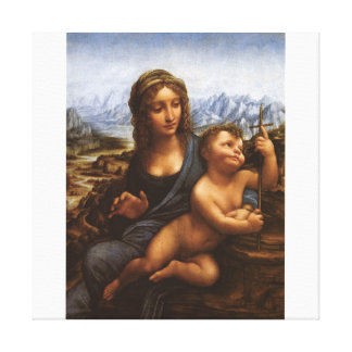 Madonna du Yarnwinder circa 1501 Toiles