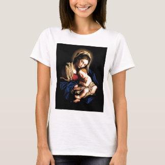 Madonna et chemise de coutume d'enfant t-shirt