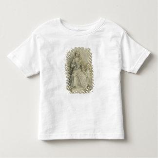 Madonna et enfant 3 t-shirt pour les tous petits