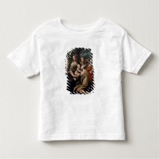 Madonna et enfant avec les saints, c.1529 (huile t-shirt pour les tous petits