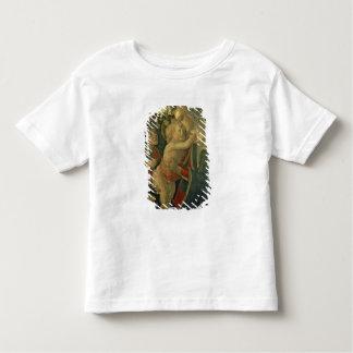 Madonna et enfant avec St John le baptiste (huile T-shirt Pour Les Tous Petits
